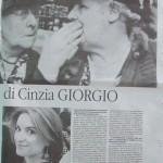 Sul Quotidiano della Lucania 24 aprile 2016