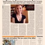 Igor Traboni sul Giornale d'Italia (20/11/2016)